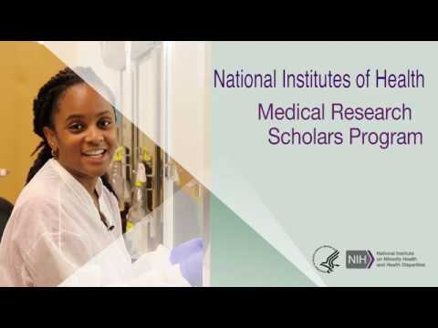 NIH Medical Research Scholars Program (MRSP) testimonials