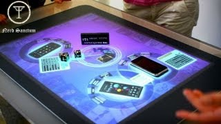 New Invention Can Turn Any Surface Into A Touch Screen