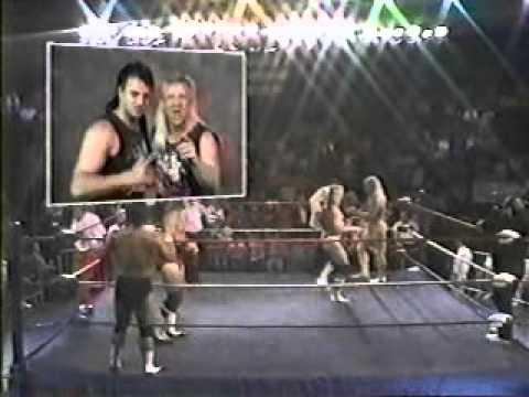 SN 2/10/90- The Midnight Express vs. Robbie Idol & Paul Drake