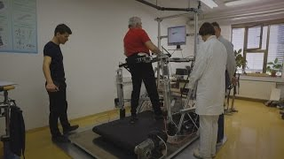 The robotics helping stroke patients regain balance