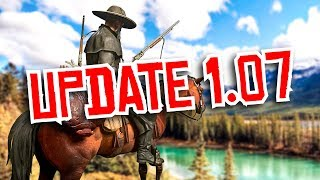 New UPDATE! Red Dead Online 1.07 Will This ACTUALLY Make A Difference?