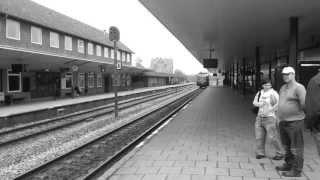 togtur Langå - Randers 2013