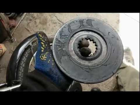 Ремонт тормозов трактора МТЗ 892