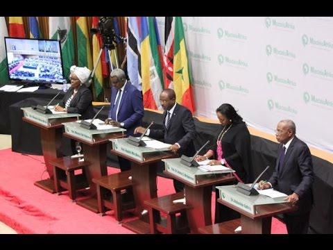 MjadalaAfrika : Debate Africa