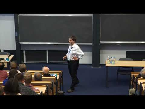 Jean-Philippe Anker (University of Orleans), The Schrödinger equation on symmetric spaces