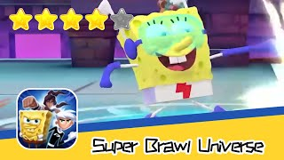 Super Brawl Universe ACT2 05 Walkthrough Nick Champions Fighting Game Recommend index four stars