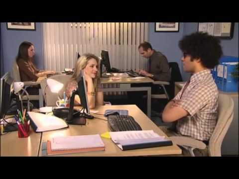 The IT Crowd - I Like Your Glasses