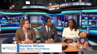 Http://www.411sportstv.com --in this video recorded on tuesday, march 8, 2016, dr. riley williams iii, orthopedic and sports medicine surgeon at the hospital...
