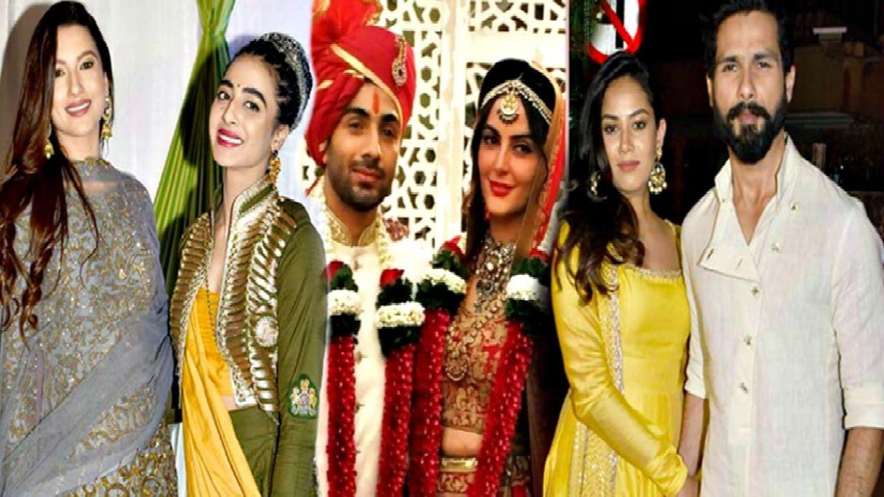 mandana karimi gaurav gupta wedding shahid kapoor mira
