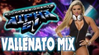 SONIDO ALPHA 21 - Vallenato Mix [Carlos Mendez DJ - San Luis Potosi]