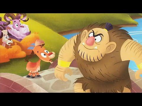 Les Trois Boucs Bourru. - YouTube