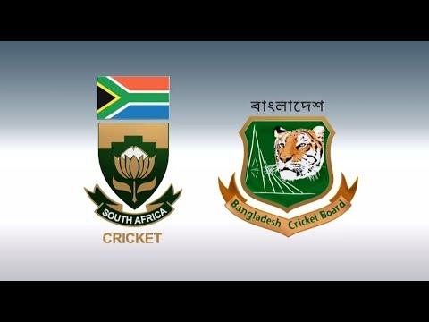South Africa vs Bangladesh - 2nd T20 highlights