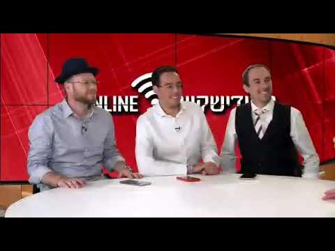 שבט אחים בחסידישקייט - עמירן ואריק דביר & שוקי סלומון מתארחים באולפן עם מנחם טוקר
