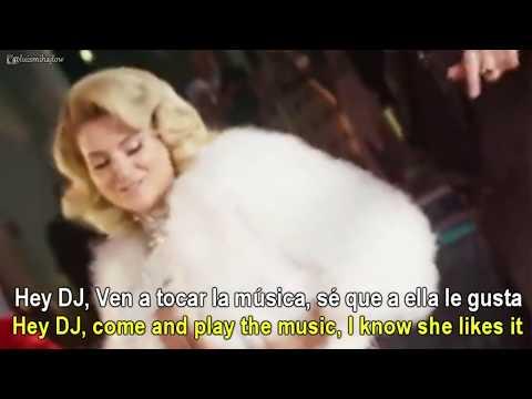 CNCO Ft. Meghan Trainor, Sean Paul - Hey DJ (Remix) [Lyrics English - Español Subtitulado]