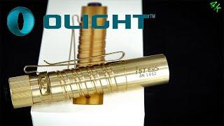 Olight i5T Brass - LIMITED EDITION