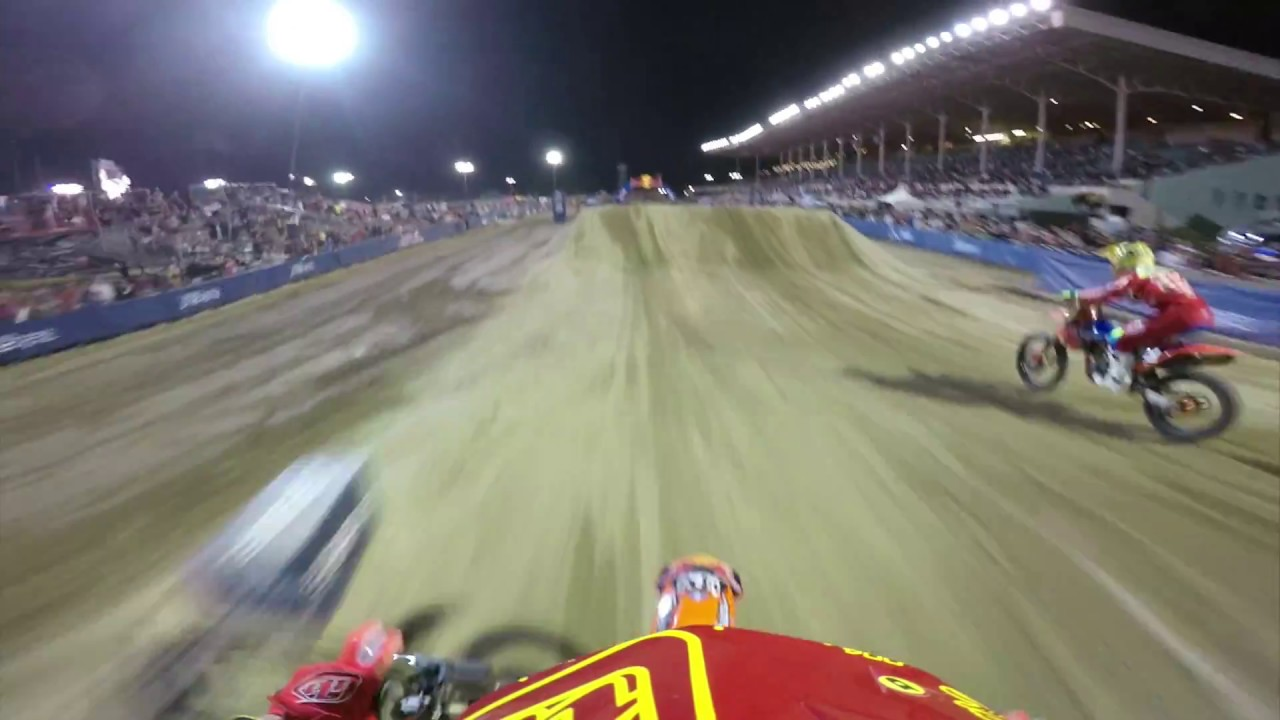 GoPro: Shane McElrath vs. Mitchell Oldenburg : Red Bull Straight Rhythm Lites Final - Motor Informed
