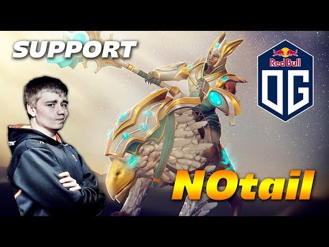 N0tail Chen Support - Dota 2 Pro MMR...