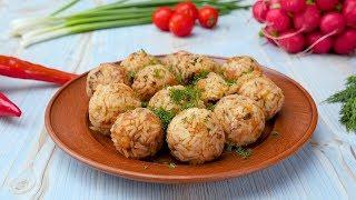 Как приготовить шарики из курицы - Рецепты от Со Вкусом
