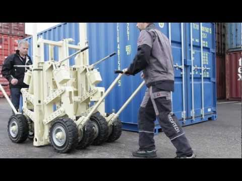 Wing Lift™ Container Carrier - Instructions