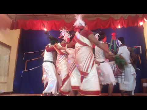 Jharkhandi adivasi super dance Ranchi