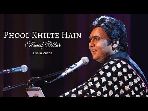 Phool Khilte Hain (Humour & Ghazal) | Tauseef Akhtar | Live in London