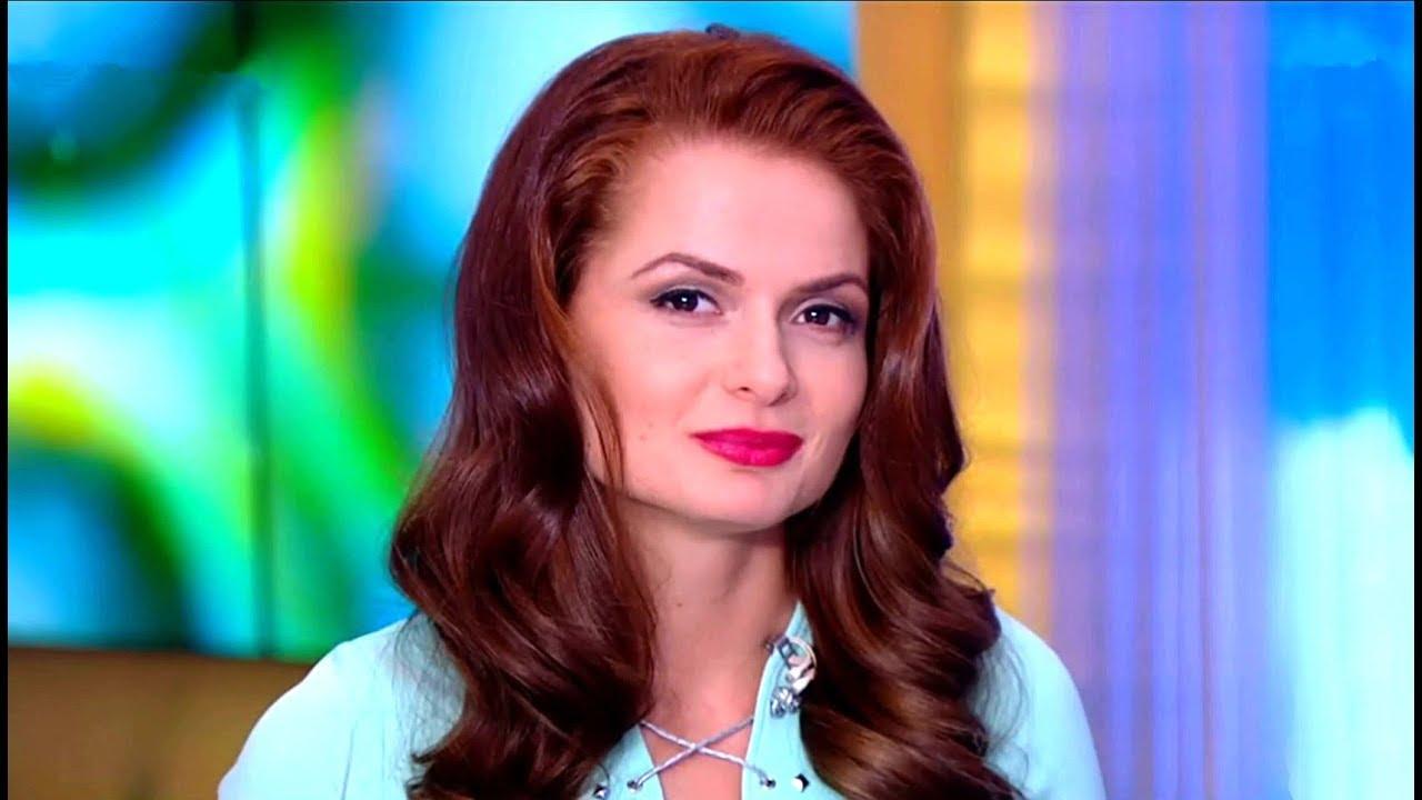 Елена Ландер Утро России Эфир от 09.03.2017 - YouTube