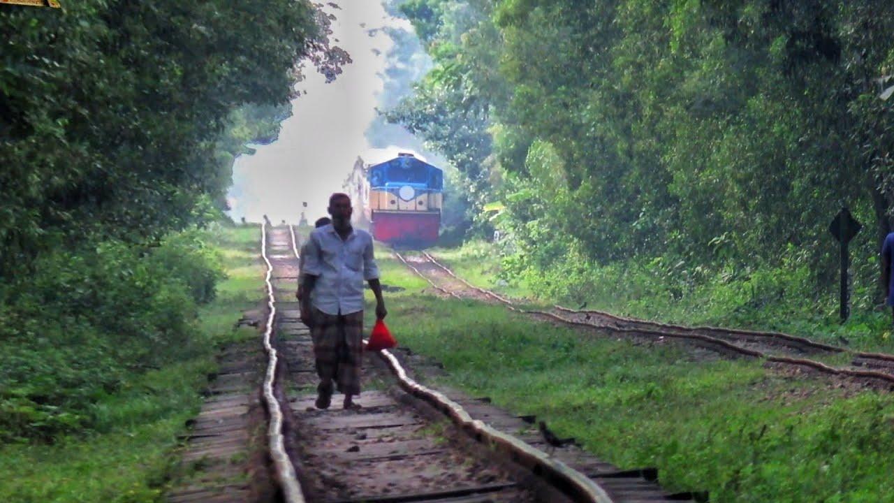 Good Bye Suborno Express white Rake || DHAKA CHITTAGONG  NON stop Train service