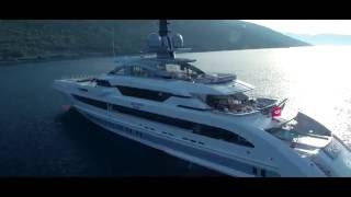 Heesen Yachts teaser Monaco Yacht Show 2016