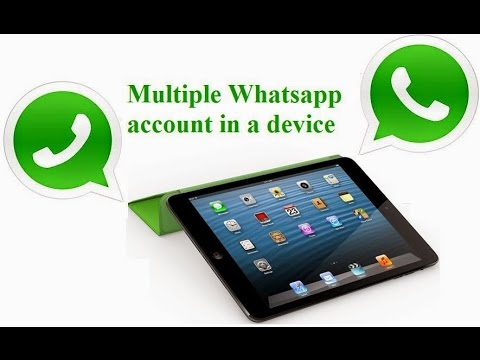 how to create whatsapp multiple accounts 99 accounts in one mobile step by step hindi no root