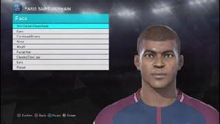 K Mbappe Lottin - Face on PES 2017 - PC - Funny Videos