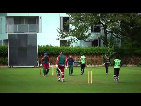 CSE DUBAI Vs Merrion Cricket Club-Ireland-35 overs Match (CSE Bowling)