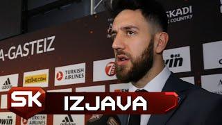 Vasa Micić Pred Fajnal-for Evrolige u Vitoriji   SPORT KLUB Košarka