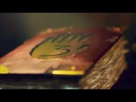 Trailer #01 - Gravity Falls -  The Journal