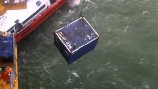 AJ Woods Offshore Crane Lift