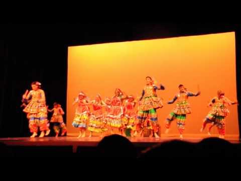 Festival Of India 2011. Dance Performances!