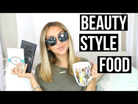OCTOBER LIFESTYLE LOVES   Beauty, Style, Food and more!