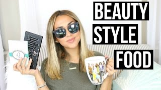 OCTOBER LIFESTYLE LOVES | Beauty, Style, Food and more!