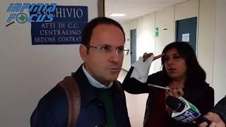Dichiarazione di dissesto al Comune di Avellino, Cipriano:
