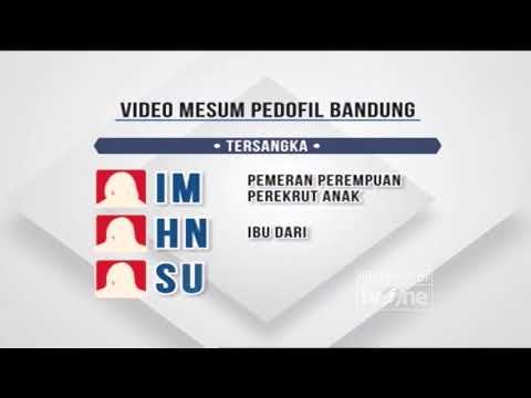Data dan Fakta Kasus Video Mesum Pedofil di Bandung