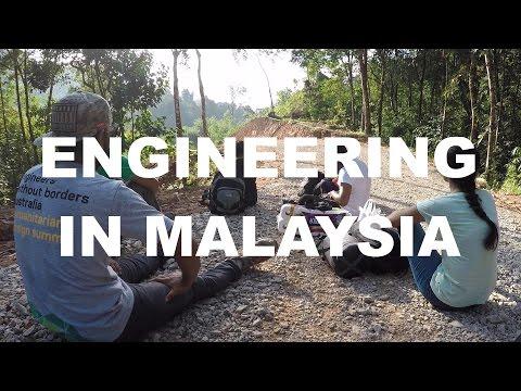 Engineering in Malaysia - EWB Humanitarian Design Summit Travel Video