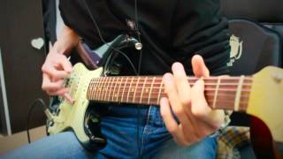 Stevie Ray Vaughan - Look at little sister Cover