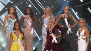 Miss USA 2016 FULL SHOW Preliminary Competition