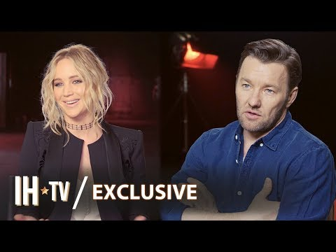 Jennifer Lawrence & Joel Edgerton   RED SPARROW 2018 Thriller Movie HD