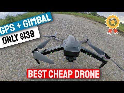 Beast SG906 Pro Footage - Beste GPS Kamera Drohne Mit Gimbal Unter 150 EUR