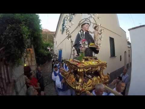 Processione S Antonio   Vico Carlo Ferraro  13:06:2017