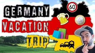 ON VACATION IN GERMANY?   5 Important Travel Tips You Should Know About!   VlogDave