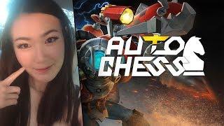 Highrolling the Gambling Strat | Hafu & Dog Auto Chess