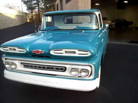 1961 Chevrolet C-10 Apache Short Bed FOR SALE NOW