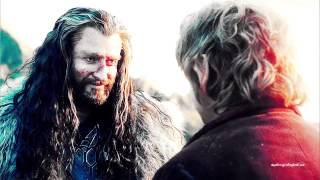Bilbo & Thorin || With you by my side