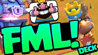 Clash Royale Strategy ♦ FML ♦